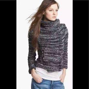 Iro Sweater Jacket